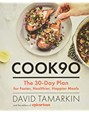 Cook90: The 30-Day Plan for Faster, Healthier, Happier Meals