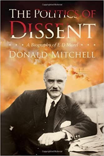 Book The Politics of Dissent by Mitchell, Donald Jr. (2014)