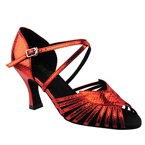 3 Animal Heels Party Shoes Print Comfort 50 Dance Women Party Tango by 2 Art 3 Dress Swing amp; Shoes Salsa 5 Ballroom Wedding Collection Of Shades Pumps Red 5 Latin Theather Snake For 2717 fqqwBWOPEA