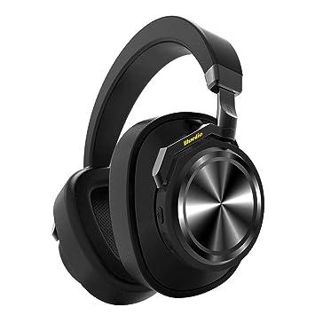 Lu Ruido Activo Cancelación Bluetooth Auriculares Bluetooth Auriculares Estéreo Música Auriculares Inalámbricos Deportes Música Auriculares: Amazon.es: ...