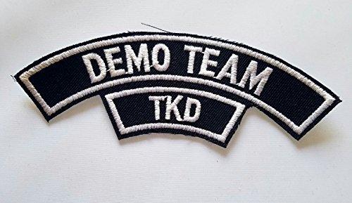 Demo Team TKD Patch