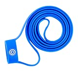 e cigarette starter kit with tank - Heartbeat Silicone Tank Band Necklace lanyard Ring WHOLESALE OPTION tfv-12 snugly(19-25mm) (blue)