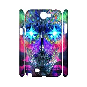 C-Y-F-CASE DIY Color Skull Pattern Phone Case For Iphone 5/5S