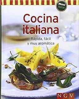 Cocina Italiana (Minilibros de cocina)