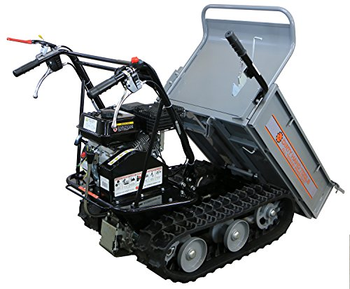 Dirty-Hand-Tools-101872-All-Terrain-Power-Cart-4-Speed-Transmission-661-lb-Load-Capacity