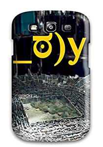 Galaxy S3 Case Slim [ultra Fit] The Maze Runner Protective Case Cover