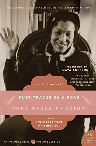 Dust Tracks on a Road: An Autobiography (P.S.) cover