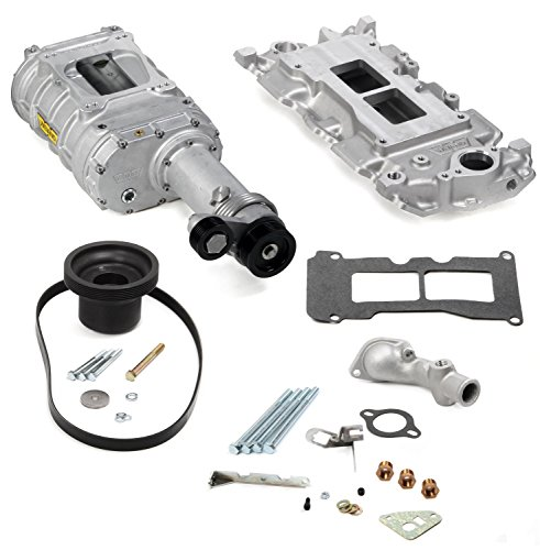 - Weiand 6502-1 142 Pro-Street Supercharger Kit