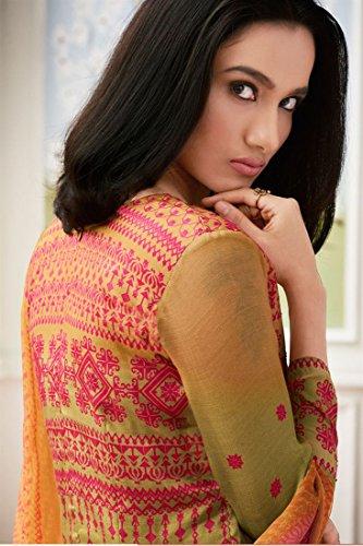 dernière calural partie mesurer pakistanais tradtional pour porter bollywood ethnique costume Personnalisé salwar indien deisgner formel gan 7pPxq4x8