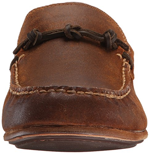 Frye Mens Henry Knotted Boot Shoe Tan