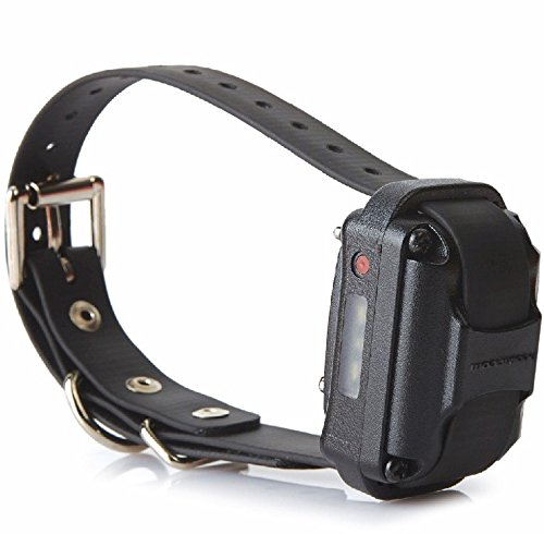 Educator Additional Receiver and Collar for Pro Advanced Dog Training Collar System, Black