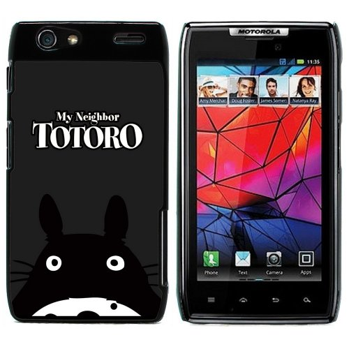 Amazon.com: GadgetTown - MY NEIGHBOR TOTORO - Black Hard ...
