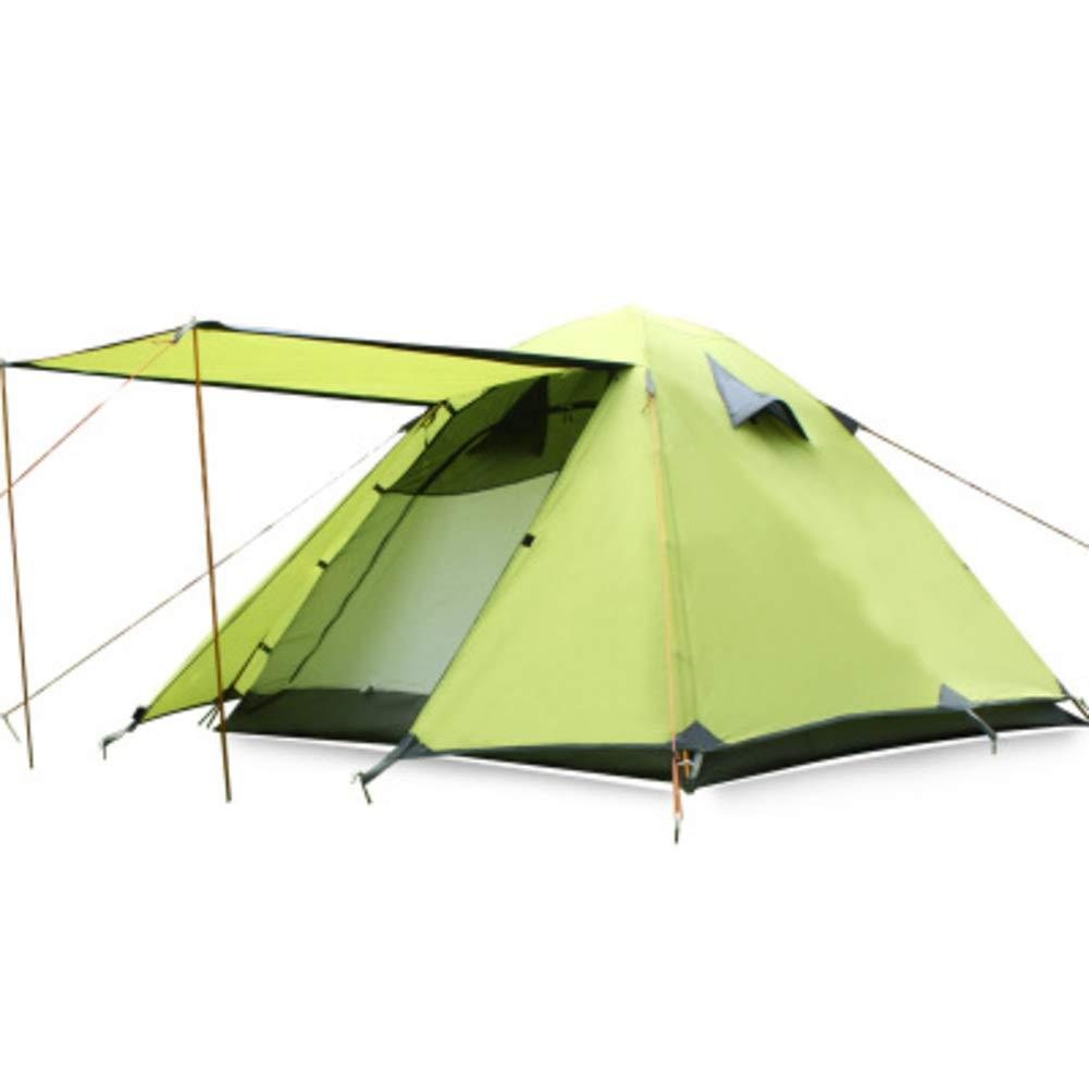 AsgkCnmi Mochila de Pop-up automática Tiendas,Cabaña Camping Plegable Impermeable y Anti-UV para Alpinismo de Playa Parque-C 200x180x140cm