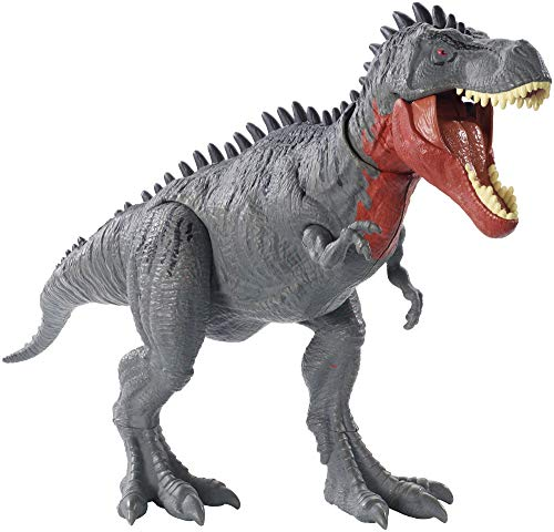 Jurassic World Massive Biters Larger-Sized Dinosaur Action Figure, Tarbosaurus