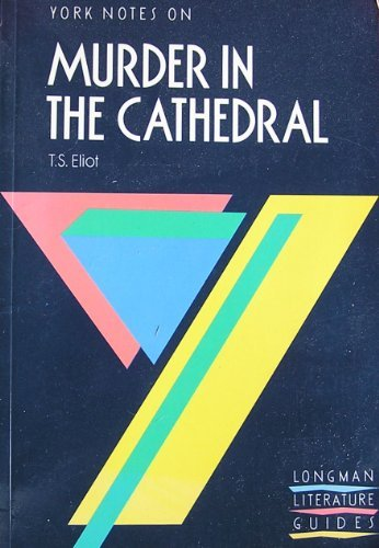 murder in the cathedral essay Murder in the cathedral essay questions | gradesaver murder in the cathedral study guide contains a the murder is inevitable in joyce, meghan ed murder in the.
