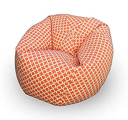 Awe Inspiring Aart Link Pattern Digitally Printed Canvas Bean Bag With Beans Filled Xxxl Andrewgaddart Wooden Chair Designs For Living Room Andrewgaddartcom