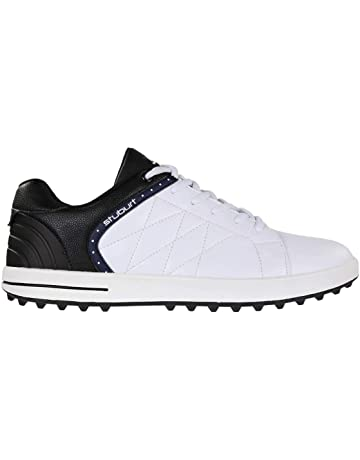 info for b2a80 1124e Stuburt Mens 2019 Urban Style Water Repellent Golf Shoes