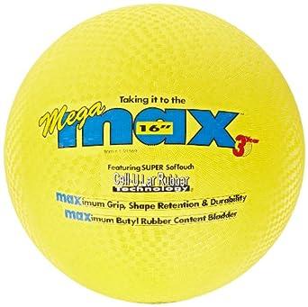 Sportime MegaMax - Pelota extra grande para el parque de juegos ...