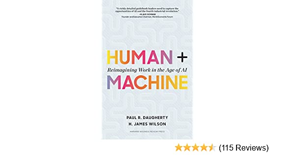 Human Machine Reimagining Work in the Age of AI