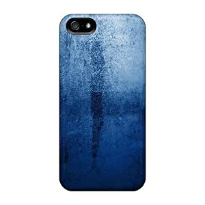 Awesome EvB2053yhWX AbbyRoseBabiak Defender Hard For HTC One M9 Phone Case Cover - Scratched Blue