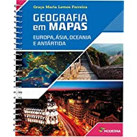 Geografia em Mapas. Europa, Asia