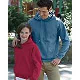 Gildan Men's Heavy Blend Fleece Hooded Sweatshirt G18500