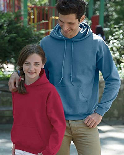 Gildan G18500 Adult Hooded Sweatshirt