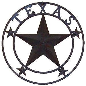 LL Home Metal Star, Texas, 24-Inch 24