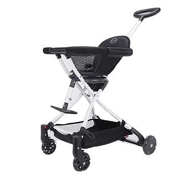 MAOSF Sillas de paseo El carrito para bebés es fácil de ...