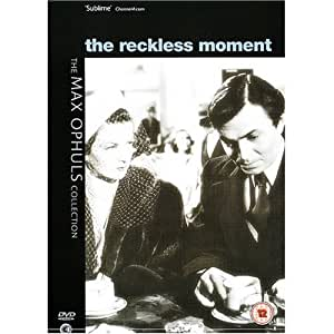 The Reckless Moment [Region 2]