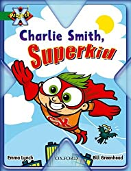 Project X: Flight: Charlie Smith, Superkid