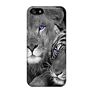 Hot Tpye Tiger Cases Covers For Iphone 5/5s