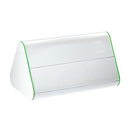 Caja de 2 en 1 caja y dispensador para toallitas húmedas, color