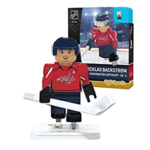 OYO Sports NHL Minifigure Washington Capitals Nicklas Backstrom