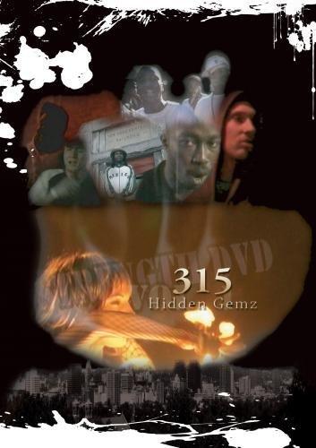 (Strength DVD Vol. 1: 315 Hidden Gems by Tiffany Pollard, Nashawn Council, Black God, Bourne Grimey, Ruland Coit, Justin Pizzle, Ireality El)