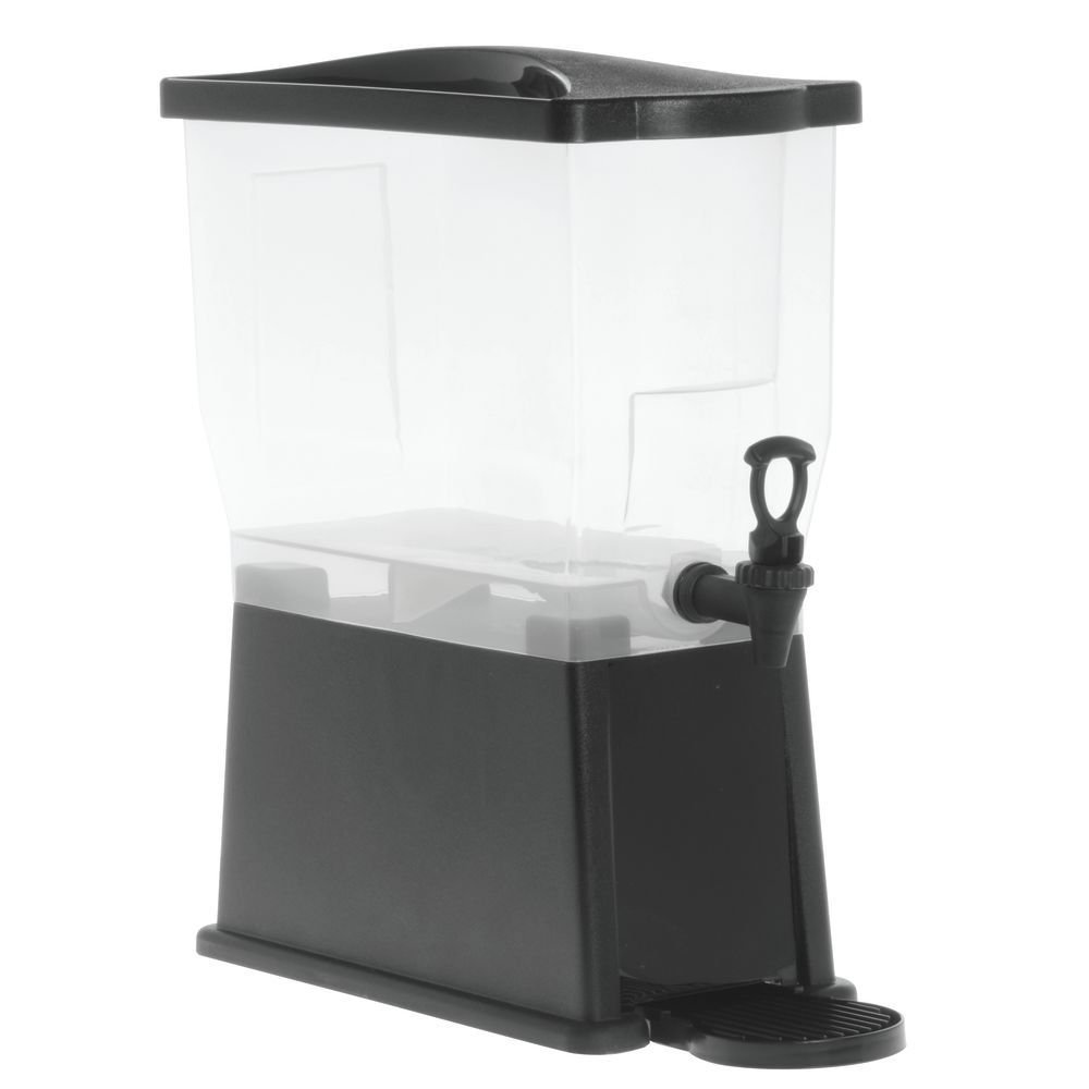 HUBERT Plastic Beverage Dispenser 3.5 Gallon