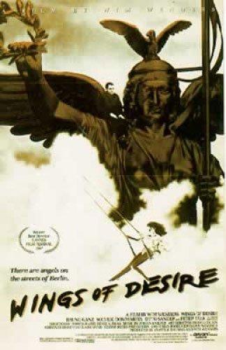 wings of desire movie poster
