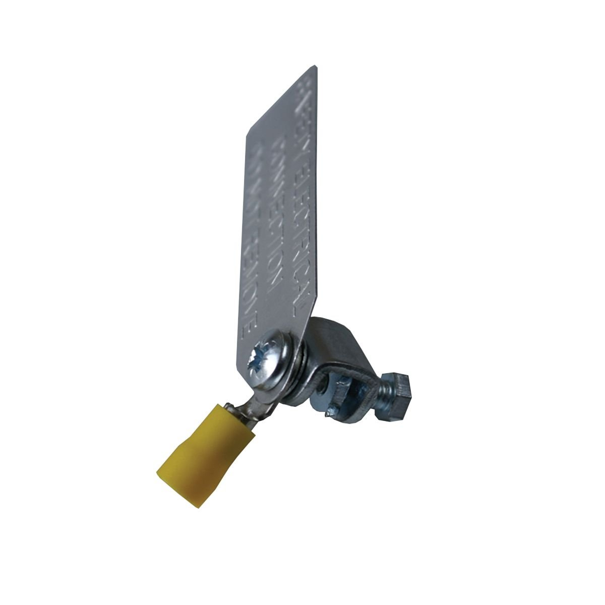 Earth Clamp Clamps Strap Electrical Cable Wire Bonding Radiator Gas Water Pipe