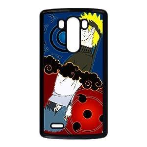 Generic for LG G3 Cell Phone Case Black Uzumaki Naruto Custom HGHFJDGJL3046