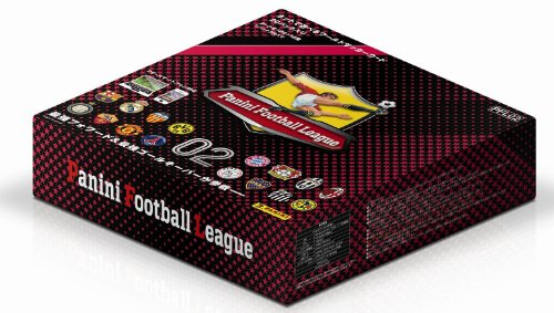 PANINI FOOTBALL LEAGUE 02 【PFL02】 (BOX) [Toy]