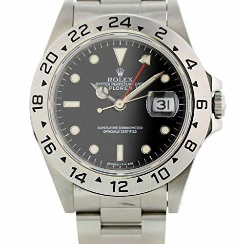 Rolex Explorer (Rolex Explorer II Automatic-self-Wind Male Watch 16570 (Certified Pre-Owned))