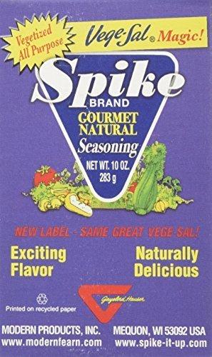 Vege-Sal Spike Natural Seasoning Original VEGESAL 10 oz (283gr)