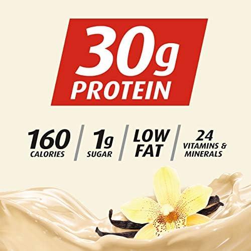 Premier Protein 30g Protein Shake, Vanilla, 11.5 Fl Oz Shake, (Pack of 12) 4