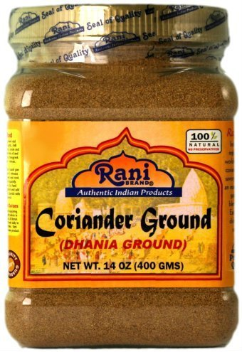 Rani Coriander Ground 14oz (400g) by Rani