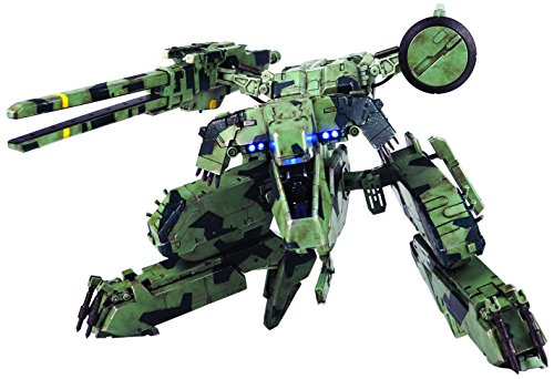 Three A Metal Gear Solid: Rex Half-Sized Edition Action Figure