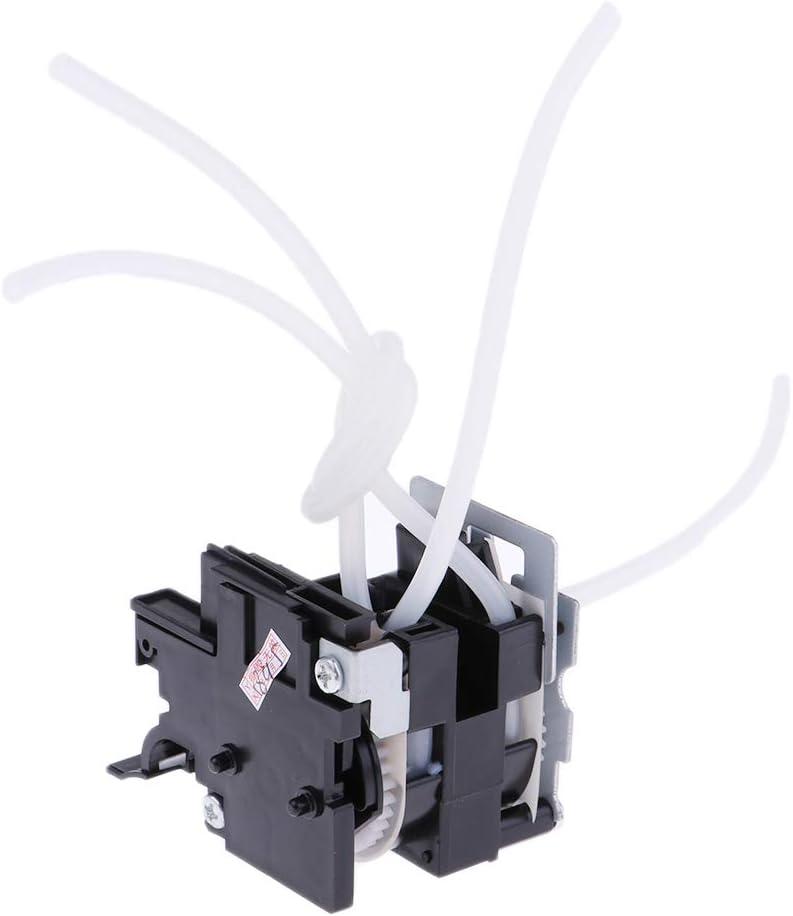 D DOLITY Bomba de Tinta de 2 Vías con Manguera Larga, Adecuada para Impresoras Mimaki JV5 / JV33: Amazon.es: Electrónica