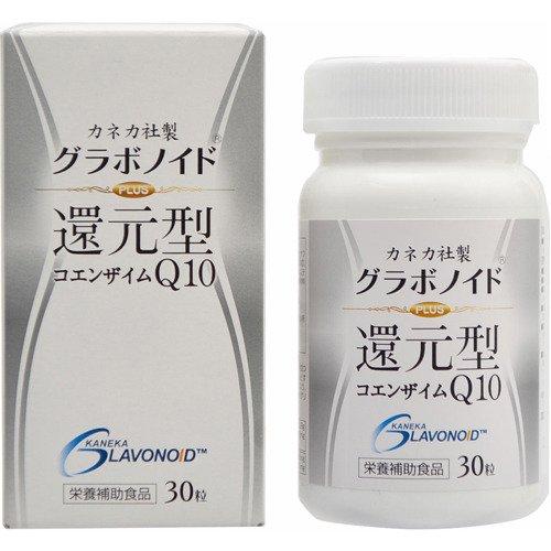 骨の折れる可能にする精神ニチヤク グラボノイド+還元型コエンザイム 30粒