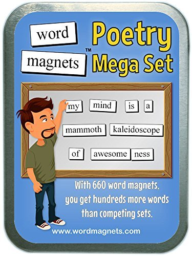 Word Magnets Poetry Mega Set