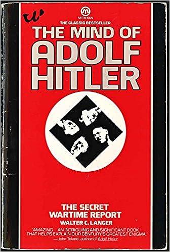 The Mind of Adolf Hitler | Amazon.com.br