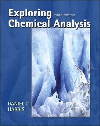 Book Exploring Chemical Analysis